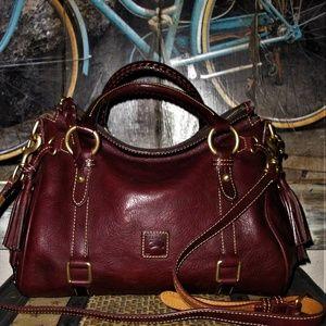 Dooney  & Bourke Florentine Leather Satchel